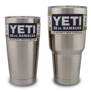 Custom YETI Tumbler
