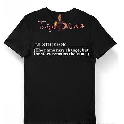#JusticeFor Shirt