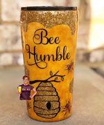 Bee Humble Peek a Boo Tumbler