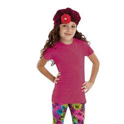 Girls Youth Short Sleeve Shirt